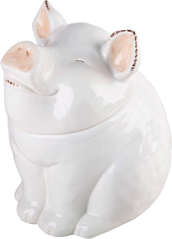 Home Essentials C 9 Pig Cookie Jar 2