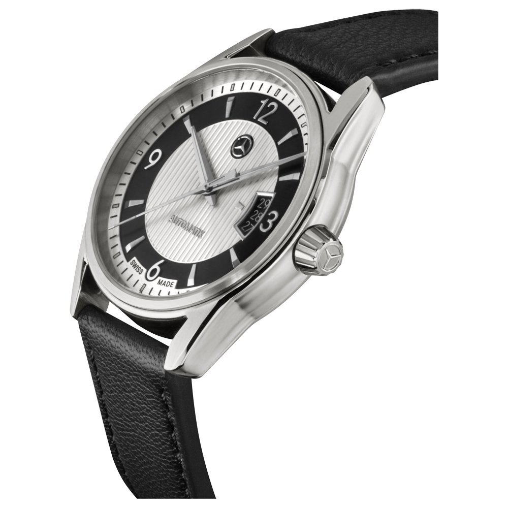Mercedes Benz Armbanduhr Herren Business Automatik
