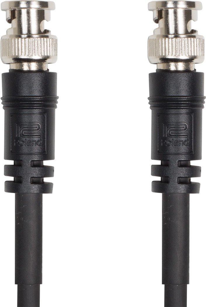 Roland 16ft (5m) 75 Ohm SDI cable, Black series (RCC-16-SDI) by Roland