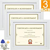 Memory Island Document Diploma Frames 8.5x11 with