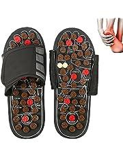 Magneettherapie massage schoenen voetreflexzones accudruk bloed activerende gezondheid massage pantoffel