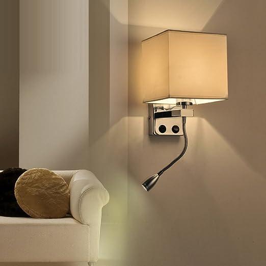 BDS Lámpara de pared minimalista moderna para escalera Dormitorio de sala de estar del hotel Lámpara