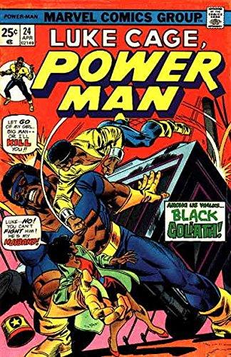 - Power Man & Iron Fist #24 FN ; Marvel comic book