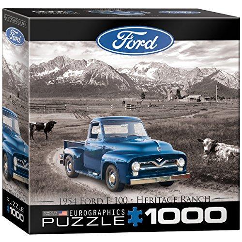 1000 piece puzzles cars - 7