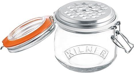 Molinillo de caf/é Juego de tarros espiralizadores 1 litro Espiralizador