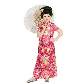 Funny Fashion Traje de niño Vestido chino de niña Hanako ...
