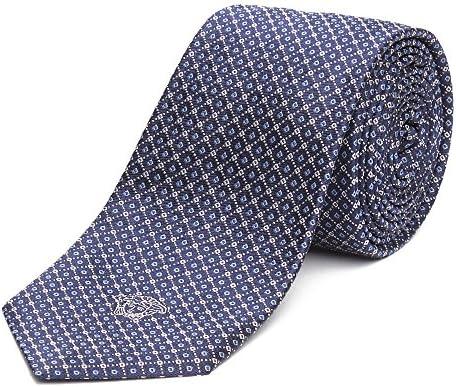 Versace - Corbata - para hombre Azul azul oscuro Talla única ...