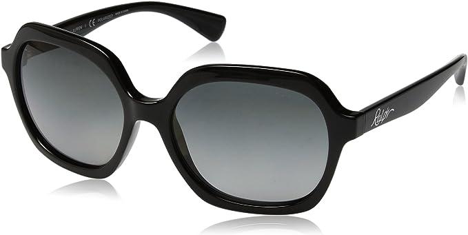 Ralph Lauren RALPH BY 0RA5229 Gafas de sol, Black, 57 para Mujer: Amazon.es: Ropa y accesorios