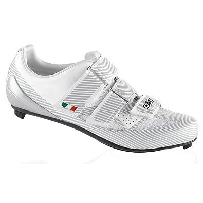 DMT Rennradschuhe LIBRA UVP 159 Euro, Farbe:Weiß;Größe DMT Schuhe:EUR 40.5 / UK 6.5 / 25.3 cm
