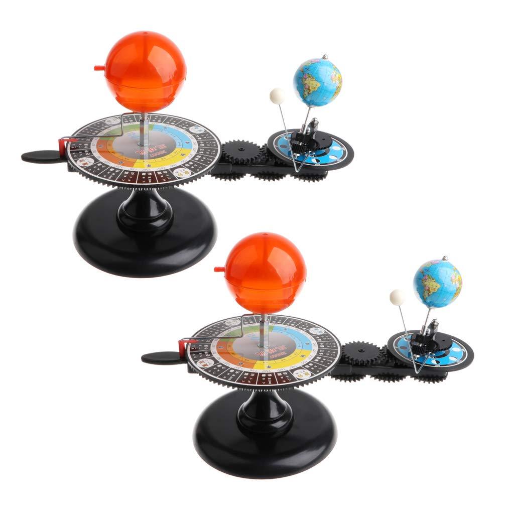 FLAMEER Sonnensystem Modell Wissenschaft Astronomie Spielzeug Kinder Lernspielzeug Geburtstagsgeschenk