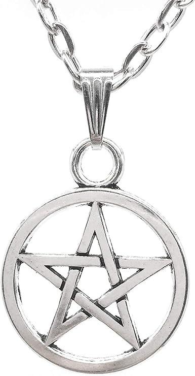 Pentacle pendants