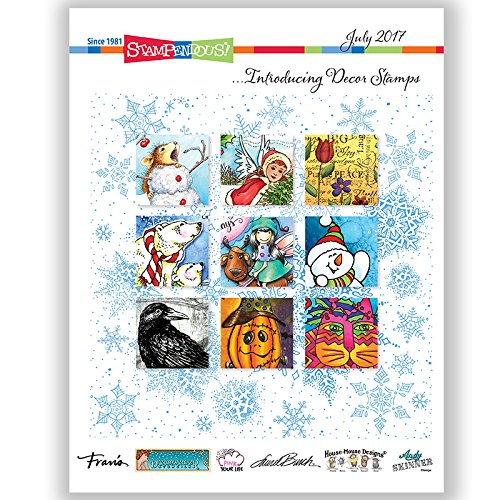Stampendous July 2017 Catalog (JULY2017)
