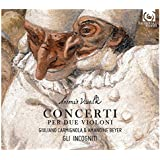 Vivaldi: Concerti Per Due Violini