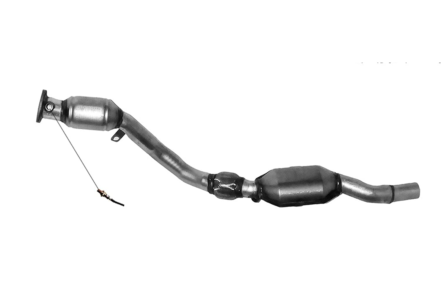 ACDelco 24437L Professional Upper Molded Coolant Hose