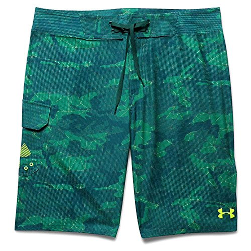 UPC 888728830914, Under Armour Reblek Boardshort - Men's Thai Teal 34