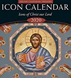2020 Orthodox Icon Wall Calendar'Old' Julian Calendar dates)