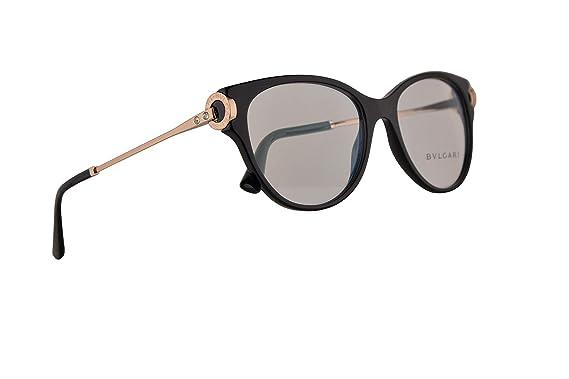 Amazon.com: Bvlgari BV4144B - Gafas de ojo 54-17-140 con ...