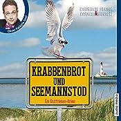 Krabbenbrot und Seemannstod: Ein Ostfriesen-Krimi | Christiane Franke, Cornelia Kuhnert