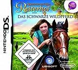 Abenteuer auf dem Reiterhof - Das schwarze Wildpfe