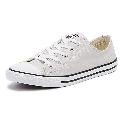 Converse Chuck Taylor All Star Dainty Mujer Mouse Gris Ox