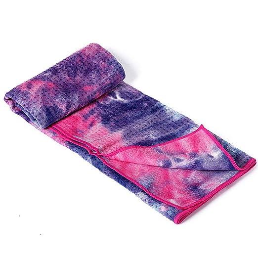 Toalla de secado rapido Toalla de yoga absorbente suave ...