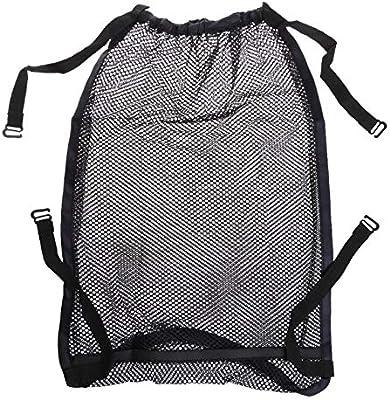 Practical Baby Trolley Mesh Net Pocket Infant Stroller Bottle Storage Bag Holder