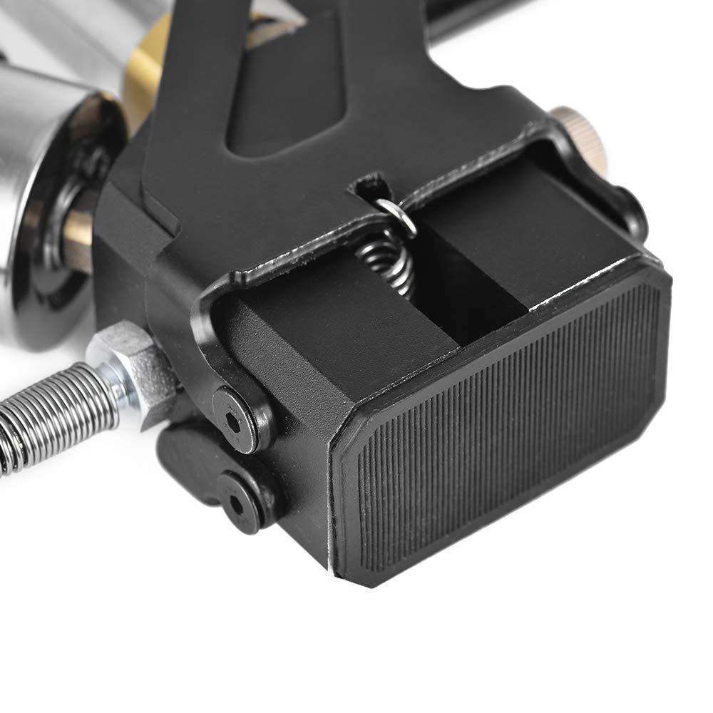 4YANG Pompe /à Main Haute Pression Pompe /à /étrier de Remplissage pour Carabine /à air comprim/é /à Haute Pression /à 4 /étages Pompe Manuelle /à Main 40MPA S/éparateur dhuile et deau /à