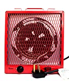 Infrared Electric Heater For Garage 208/240V 4800/5600W With 6-30R Plug - Skroutz Deals