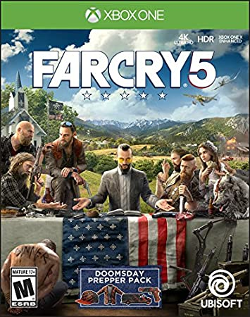 Far Cry 5 - Xbox One [Digital Code]