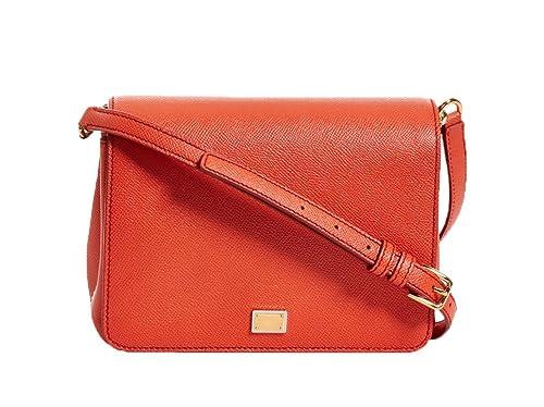 0986e8bf74e0 Dolce   Gabbana Borsa Calf Leather Shoulder Bag
