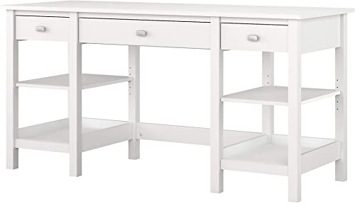Bush Furniture Broadview 60W Desk - the best home office desk for the money