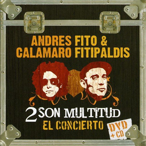 CD : ANDRES CALAMARO - 2 Son Multitud (Spain - Import, Pal Region 0)