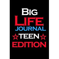 Big Life journal teen edition: Cute Motivational Notebook Gifts for Family and Friends - Greeting Card Alternative - Co…