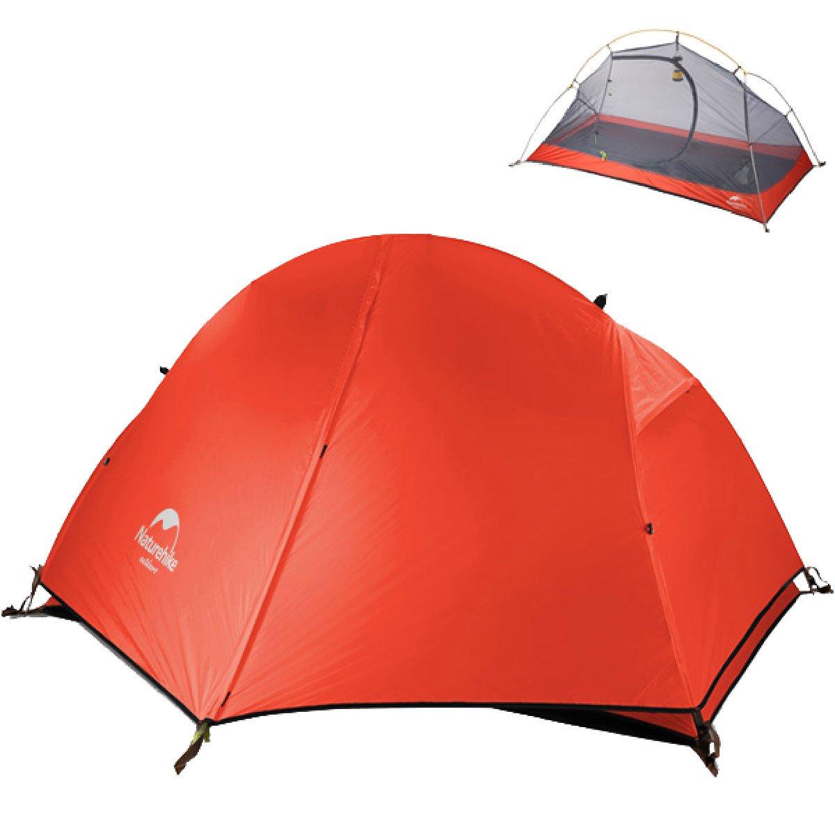 TRIWONDER Tente 1 Personne 3 Saisons randonn/ée Tente Tente imperm/éable /à leau l/ég/ère Tente de Camping Double Couche pour Camping randonn/ée Voyage