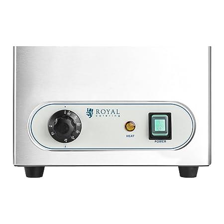 Royal Catering - RCHW-1000 - Calentador de salchichas - 10 litros - 1.000 W - Envío Gratuito: Amazon.es: Hogar