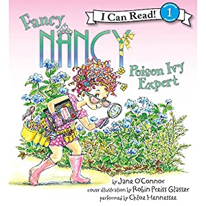 Fancy Nancy: Poison Ivy Expert Audiobook