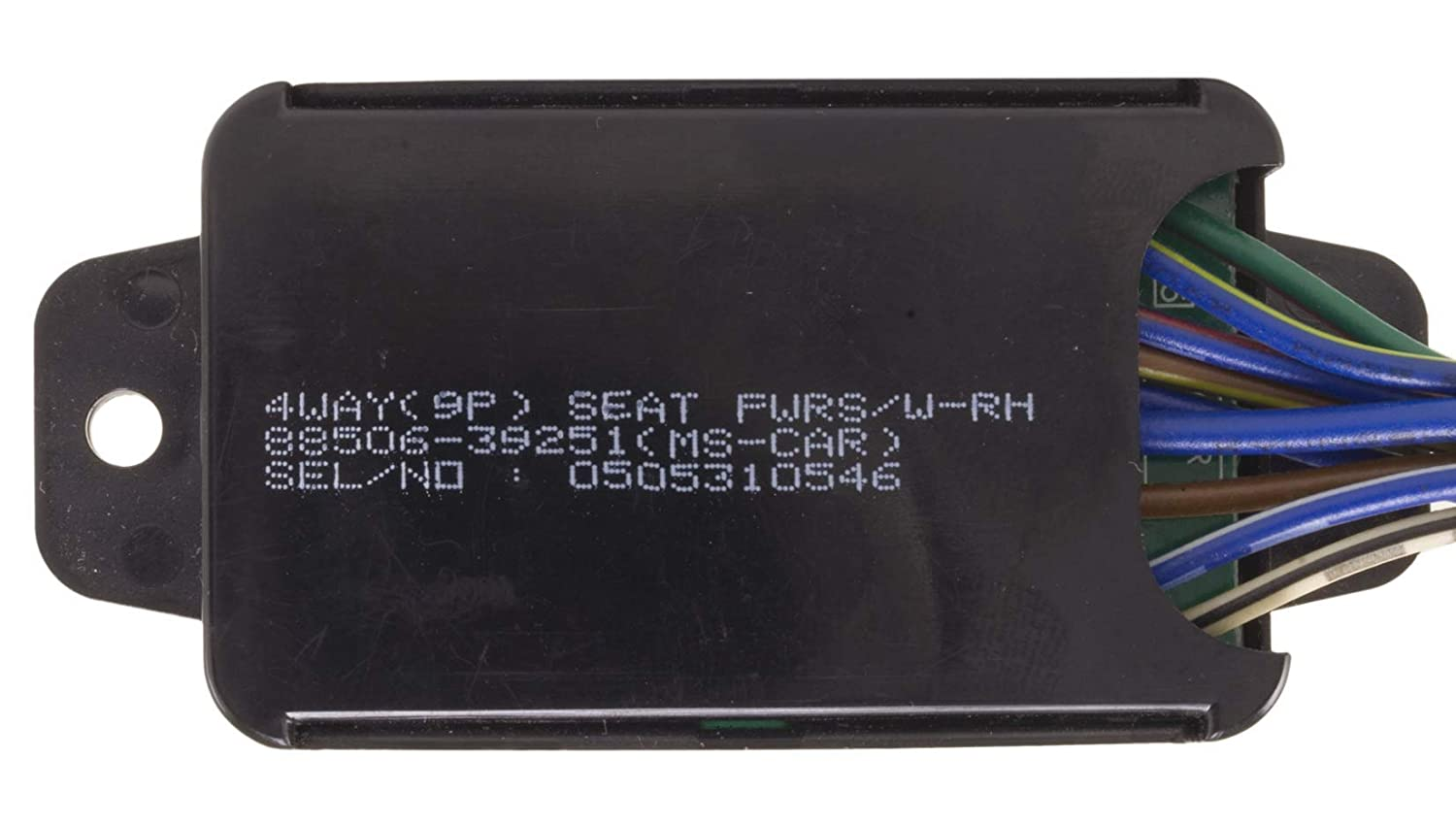 WVE by NTK 1S9394 Seat Switch