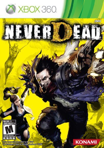 NeverDead - Xbox 360 - Premium Outlet Woodbury