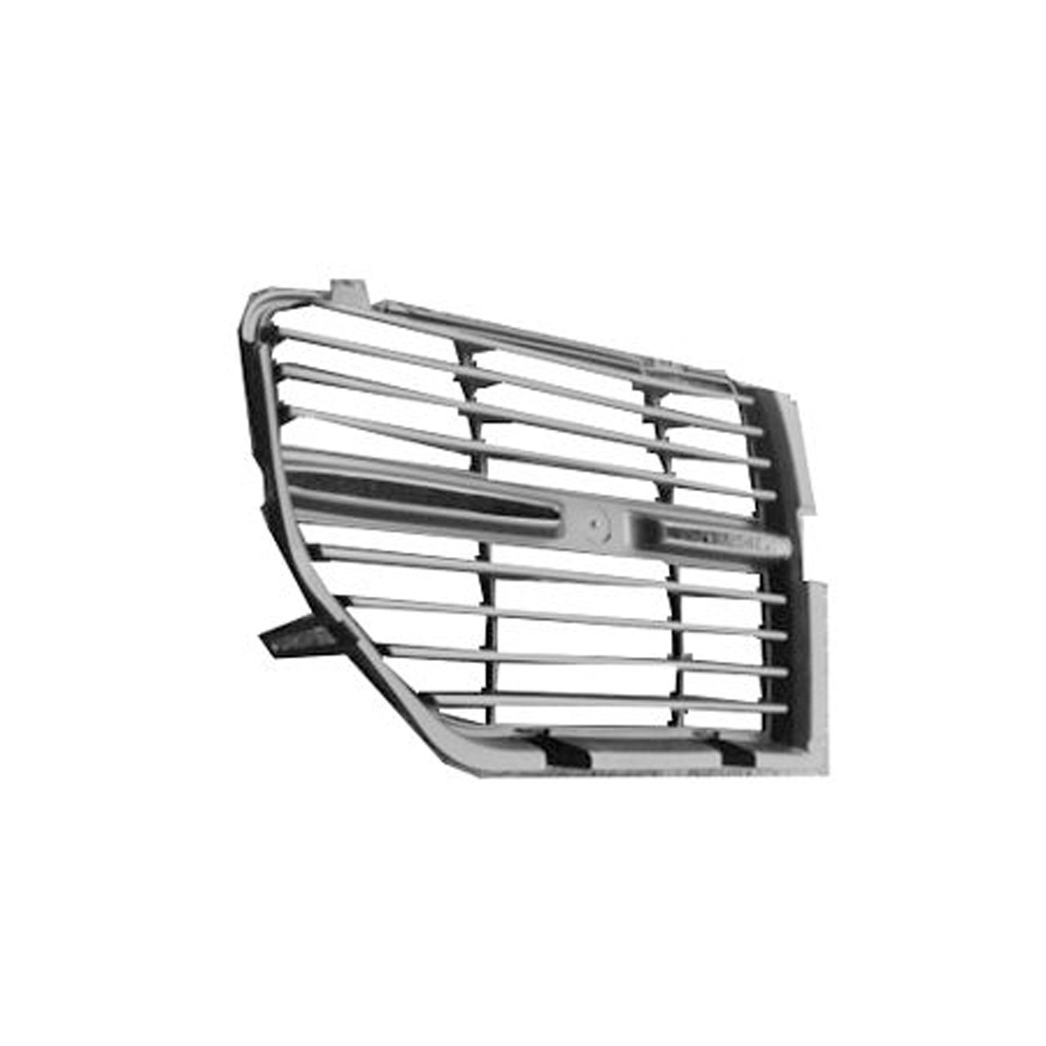 Partslink Number CH1200333 Multiple Manufactures CH1200333V OE Replacement 2005-2007 DODGE MAGNUM Grille