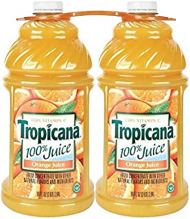 product image for Tropicana 100% Orange Juice - 96 fl. oz. - 2 ct. (pack of 2)