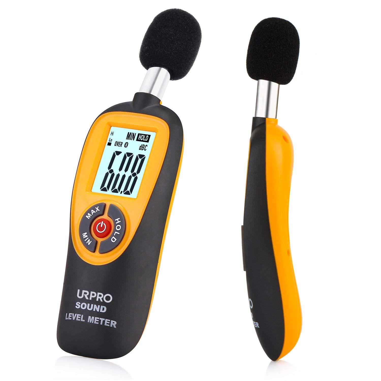 Digital Decibel Sound Noise Tester Reader Measurement Detector 30-130dB Data