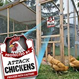 Bigtime Signs Chicken Coop Sign - Protected by