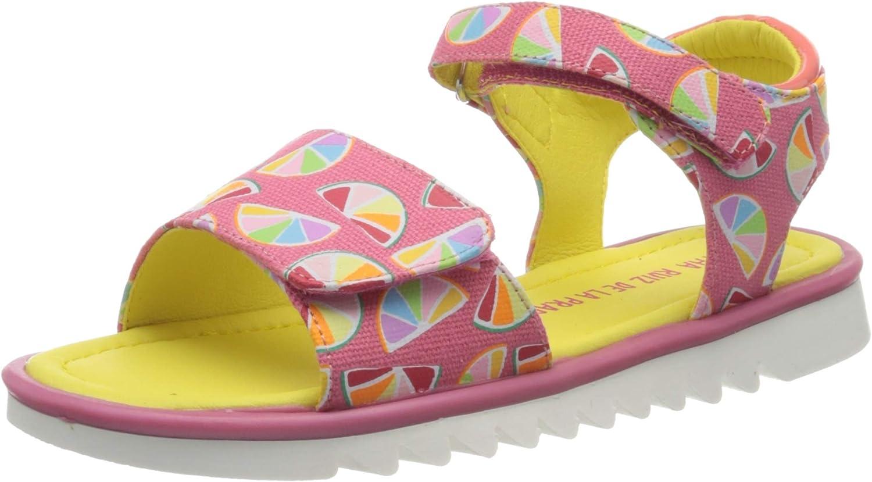 Agatha Ruiz De La Prada Smiles Sandals