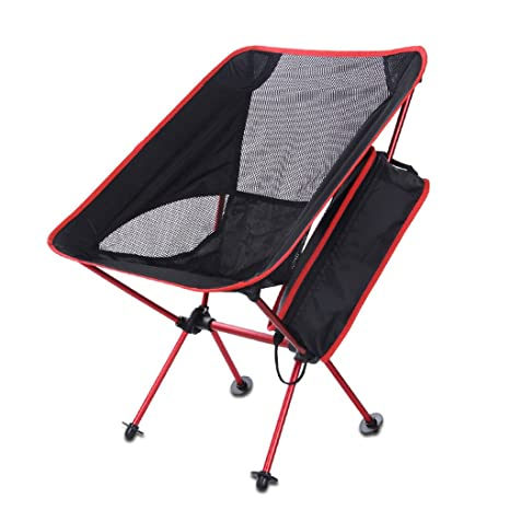 Amazon.com: LongYu Silla plegable portátil al aire libre ...