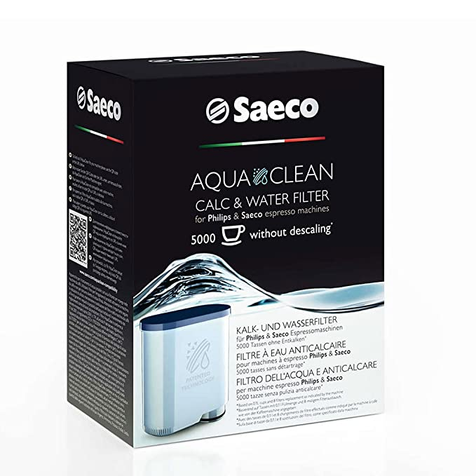 Philips Saeco CA6903/00 AquaClean Calc and Water filter for Saeco Espresso machines