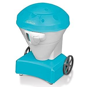 Sunbeam FRSBISCR-PBLU Electric Snow Cone Maker, Blue