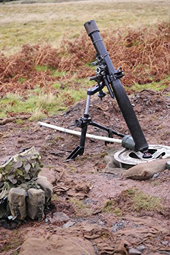 - Posterazzi A British L16A2 81mm mortar tube Poster Print (22 x 34)
