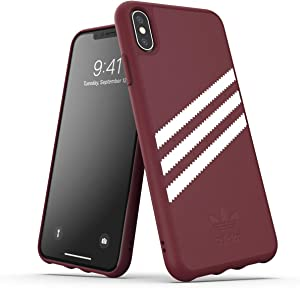 adidas Originals Moulded Case Compatible with iPhone XS Max - Red