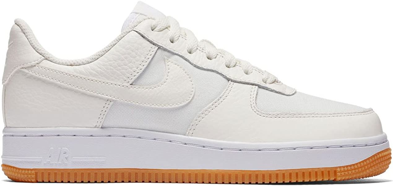 fd4803019874 Nike Women s Air Force 1  07 PRM White Gum 896185-101 (Size