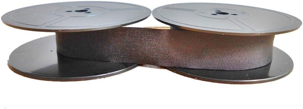 schwarz Farbbandfabrik Original Farbband für DIN 2103-53mm Durchmesser